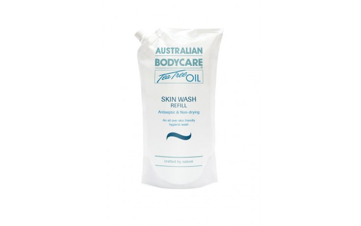 Australian Bodycare Antiseptic Skinwash Supersized 1 Litre  Eco Friendy Refill