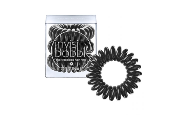 Invisibobble  Hair Ring With A Difference Black