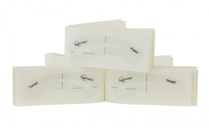 Brow Stencils  Pack of 10