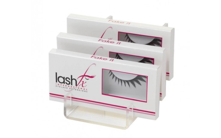 Lash FX Strip Lashes:  Fake It