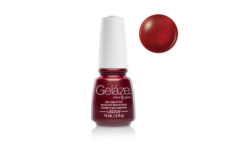 CHINAGLAZE GELAZE LONG KISS