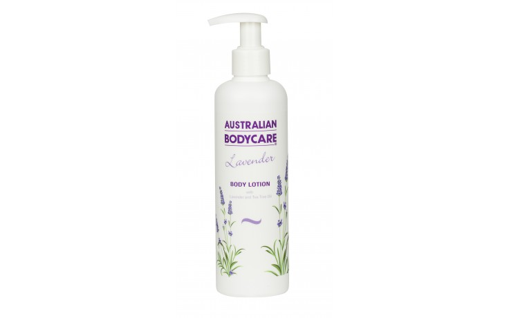 Australian Bodycare Lavender Body Lotion 250ml