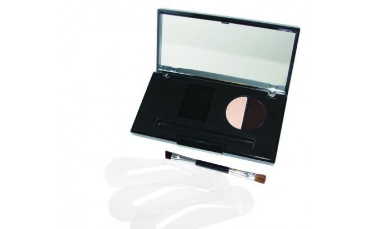 Hi Brow Compact Light Brown