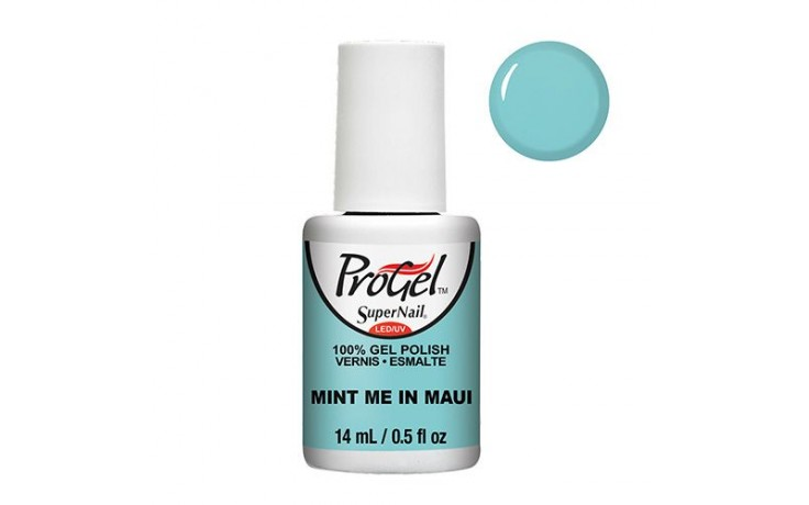 ProGel Tropical Pop Collection Mint Me In Maui  14ml