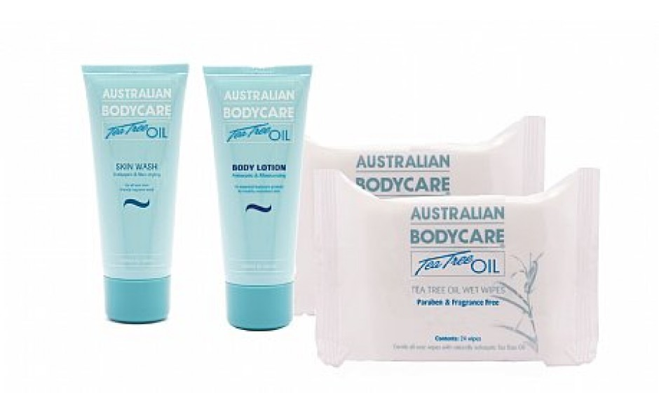 Australian Bodycare Heroes Travel Pack