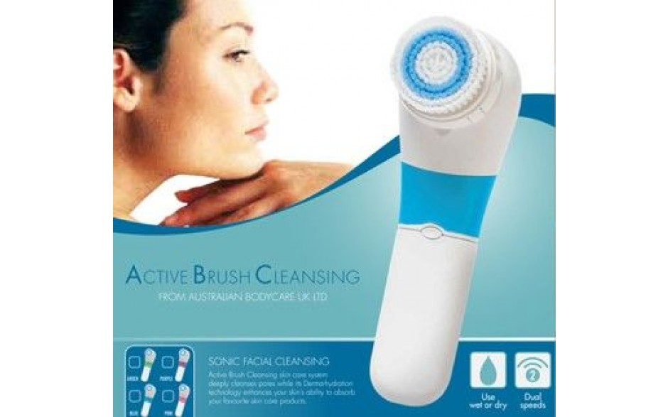 Australian Bodycare Active Brush Cleansing skin care system