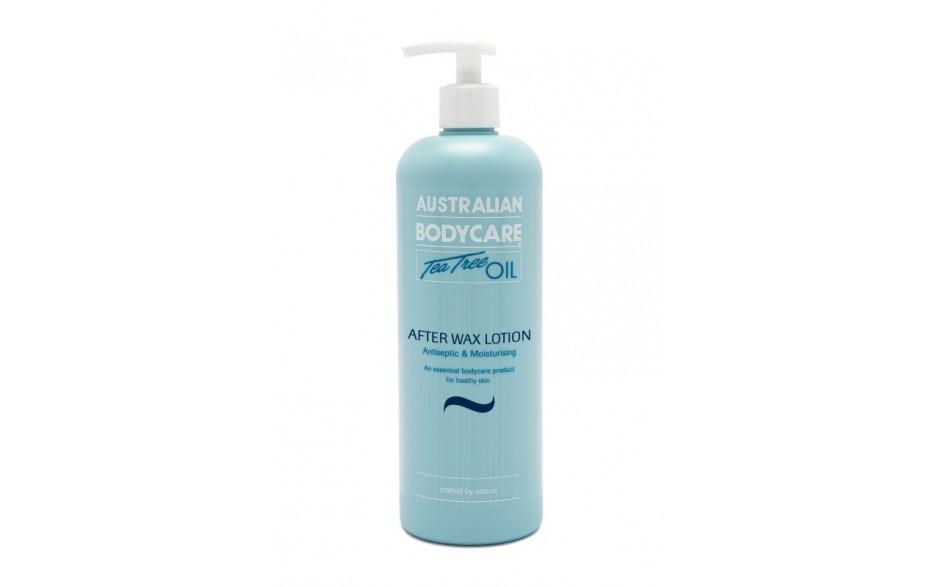 Australian Bodycare After Wax Lotion Super-Sized 1 Litre
