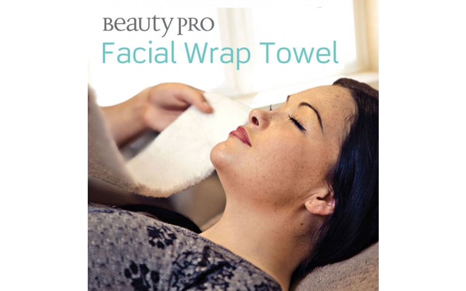 Beauty Pro Face & Body Wrap Towel   6 Pack