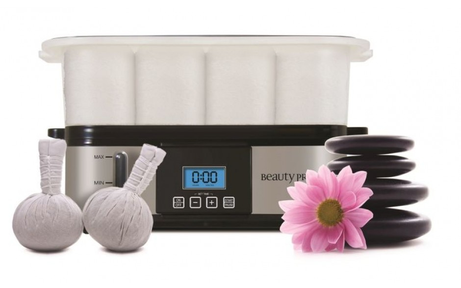 Beauty Pro Hot Towel Steamer   Multi Product System