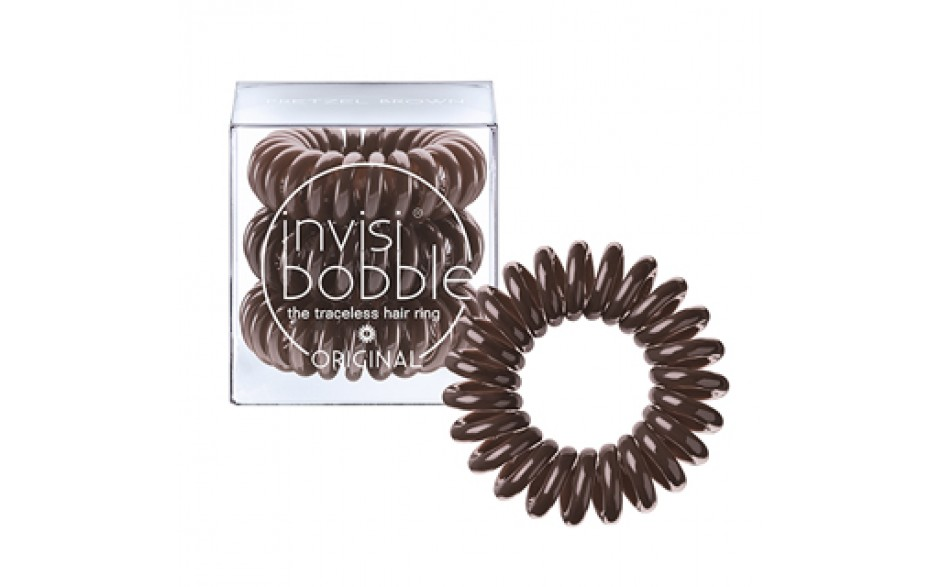Invisibobble  Hair Ring With A Difference Brown
