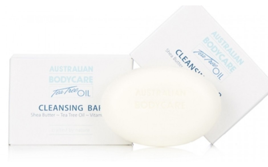 Australian Bodycare  Facial Cleansing Bar 100g