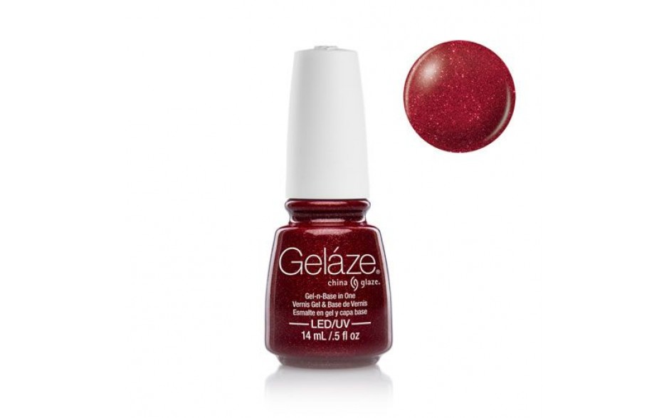 CHINAGLAZE GELAZE RUBY PUMPS