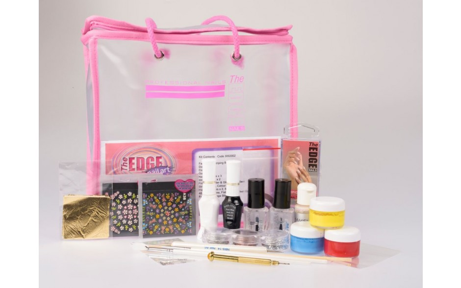 The Edge Nail Art Kit