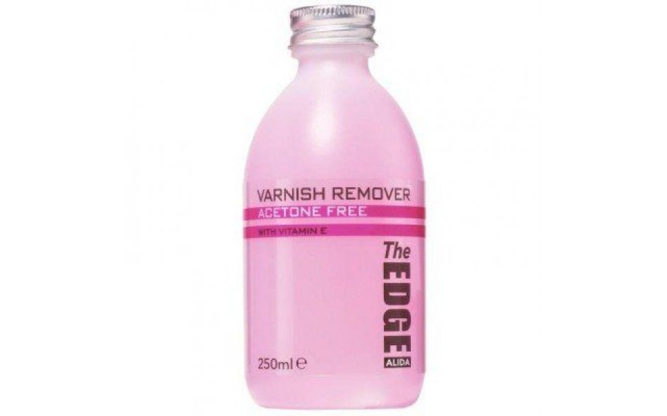 The Edge Nail Polish Remover 250ml  Acetone Free