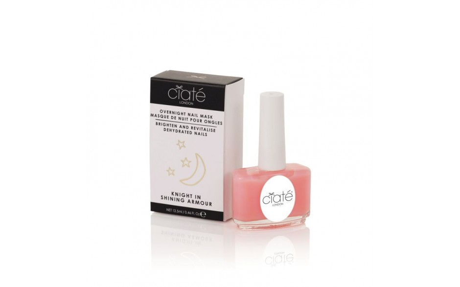 Ciate Knight In Shining Armour   Overnight Nail Mask 13.5ml