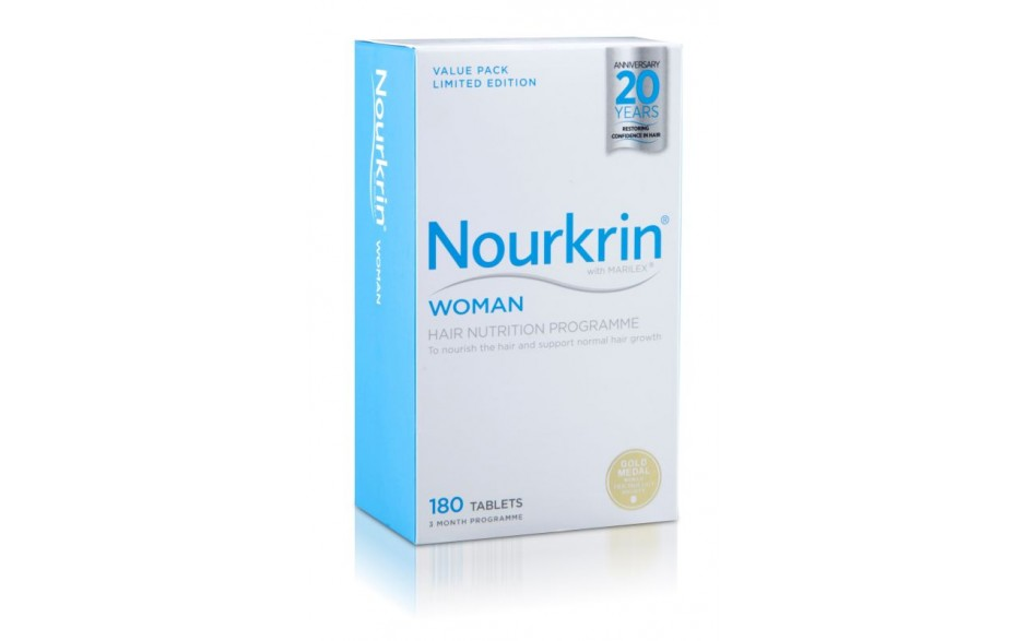 Nourkrin Woman Starter pack - 3 months supply