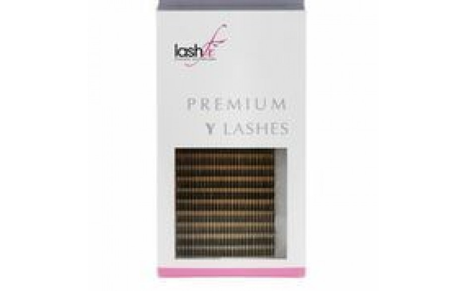 Lash FX Lashes Y Curl Extra Thick (0.20)