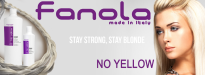 Fanola – No Yellow Shampoo